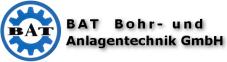 BAT – Bohr- und Anlagentechnik Logo